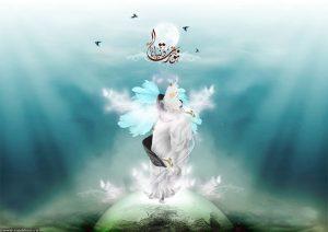 پوستر میلاد حضرت زهرا علیها السلام
