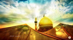 تصویر بسیار زیبای حرم حضرت عباس علیه السلام