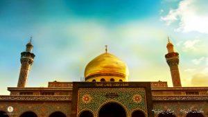 تصویر با کیفیت حرم حضرت زینب کبری سلام الله علیها