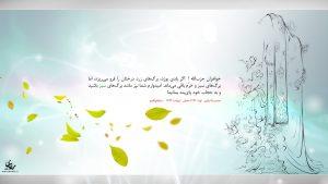 نامه شهید درباره حجاب