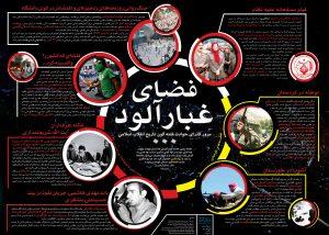 ایفوگرافیک مروری گذرا بر حوادث فتنه گون از اول انقلاب اسلامی