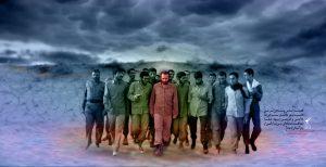 پوستر شهید خرازی: بسیجی