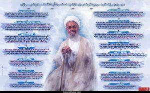 سیری بر زندگی مرجع عالی قدرجهان شیعه حضرت آیت الله مکارم شیرازی