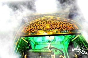 عکس حرم امام رضا علیه السلام: در آرزوی حرم