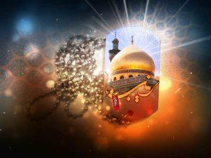 بک گراند زیبای حضرت زینب کبری علیها السلام