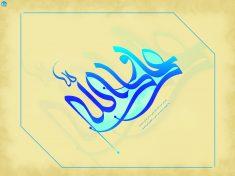 حضرت امیرالمومنین علی علیه السلام (ولی الله)
